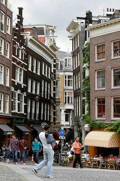 Amsterdam by Anthony van Gelder