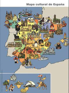 cultura en España