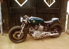 "1982 Yamaha XJ750 ""Project Shadow Warrior"" - Custom Fighters - Custom Streetfighter Motorcycle Forum"