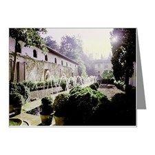 The Generalife Gardens. Gran Note Cards (Pk of 20)