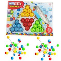 9.37$  Buy now - http://diw50.justgood.pw/go.php?t=196459001 - Educational Bead Assembly DIY Kit for Kids