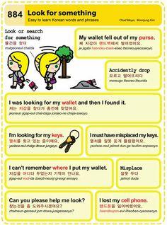 894-Look. Easy to Learn Korean