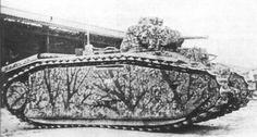 French tanks - 251 FANTASQUE