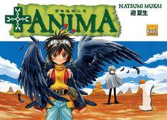 + Anima Tome 1 - Natsumi Mukai