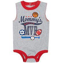 Koala Baby Boys Sports Theme Sleeveless Bodysuit - Infant - Babies R Us  - BabiesRUs