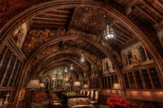 inside winchester mystery house staircase - Google Search