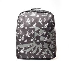 Nintendo, Mini Backpack, Mini Bag, Donkey Kong, Legend Of Zelda, Luigi, Yoshi, Bowser, Mario
