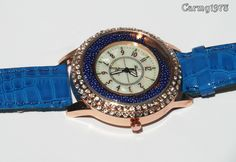 Blue Watch by @Rose Gal http://www.carmy1978.com/2014/05/orologi-cinesi-rosegal-low-cost-watch-vintage.html