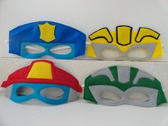 Character Mask Transformer by JulieMarieKids on Etsy Transformers Birthday Parties, 6th Birthday Parties, Birthday Fun, Birthday Ideas, Rescue Bots Birthday, Survivor Party, Transformer Birthday, Happy Kids, Busy Kids