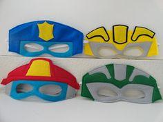 Blades mask