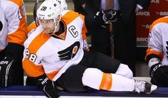 Claude Giroux Takes Control of the Philadelphia Flyers