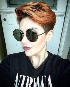 N.I.R.V.A.N.A #me #makeupjunkie #makeupbyme #makeuplover #beautyblogger #haircut #hairblogger #pelirroja #buzzcut #blondie #instablog #instafashionblogger #shorthair #jeffreystarcosmetics #fiidnt #shorthairstyles #pixiecut #pixiehair #pixies #pixiehaircut #hairdo #hairstyle #hairideasforgirls #hairideas #hairfashion #shorthairswag #makeupbyme #nothingbutpixies @kurzehaare @thecutlife @cabeloscurtosdivos @boblovers @nothingbutpixies @hashtagpixiecuts @curtodivo @chica_pixie