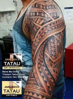 New Zealand Tattoo Meaning Borneo Tattoos - New zealand tattoo meaning – neuseeland tattoo bedeutung – significat -