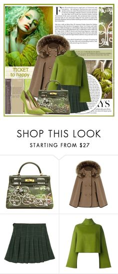 """""""Untitled #637"""" by katerina8606 ❤ liked on Polyvore featuring Haculla, Bally and Gianvito Rossi"""