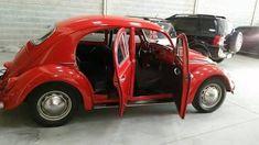 VW 4 portas, brasileiro