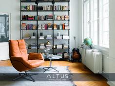 Cordia lounge, designed by Jehs & Laub, COR. #InteriorDesign #LuxuryFurniture #Furniture #Luxury #Design #Designer #Interiors