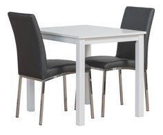 Anna & Block ruokaryhmä (1+2) / Ruokailutilan kalusteet / Tuotteet / Maskun Kalustetalo Dining Chairs, Table, Anna, Furniture, Home Decor, Decoration Home, Room Decor, Dining Chair, Tables