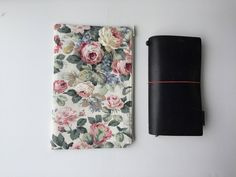 Traveler's Notebook Bag - Midori - Midori Traveler's Notebook Bag - TN bag - TN Pouch - Journal Bag - Personal Planner - Chic Sparrow by LowlandOriginals on Etsy