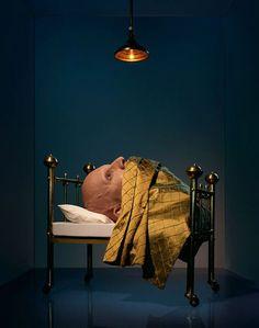 Hugh Kretschmer's surrealistische fotografie