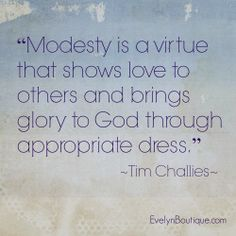 What is Modesty? #modern and #modest Virtuous, a film based on #Proverbs31 visit us on facebook at www.facebook.com/Virtuousfilm