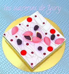 Dessert Aux Fruits, Square Cakes, Chinese New Year, Cake Decorating, Blog, Food And Drink, Sugar, Cookies, Passion