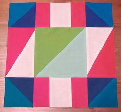 My Handmade Home: Fabri-Quilt New Block Blog Hop...