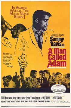 A Man Called Adam (1966) starring Sammy Davis Jr., Louis Armstrong, Ossie Davis & Cicely Tyson
