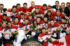 Only repinning this cause Eric Staal is on it and brought home a gold medal!! Good Job Staal!! <3 :)