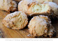 Abruzzo rimbizze cookies | Biscotti abruzzesi rimbizze ricetta veloce | Arte in Cucina