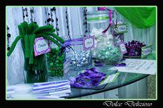 Mesa de Boda de Candy Bar