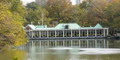 At the Loeb Boathouse, visitors can rent rowboats and bikes, hire an authentic Venetian gondola, or dine overlooking views of the Lake.