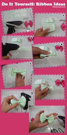 Ribbon Ideas dwinoviyati.com