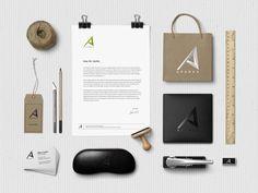 Przepis na Dizajn Logo Aparea 1