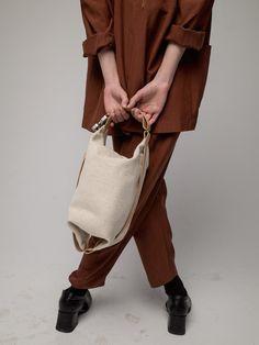 Transfer Bag Natural