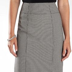 Worthington® Denim-Style Pencil Skirt - jcpenney Denim Style, Denim Fashion, Sheath Dress, Pencil, My Style, Clothes, Dresses, Outfits, Vestidos