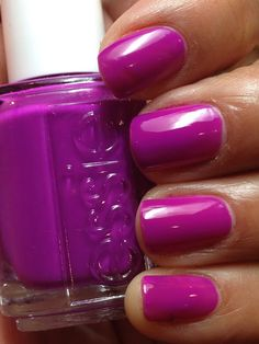 Buy any Essie Nail Polish, and get a mini polish in The Lace Is On free at blowltd.com! #nails #freebie