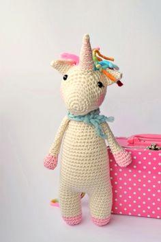 descripción del juguete del croché del crochet del modelo del ganchillo
