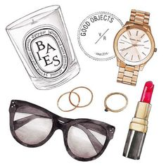 Good objects - Girly accessories #goodobjects