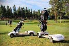 GolfBoard - Skateboard For Golfers