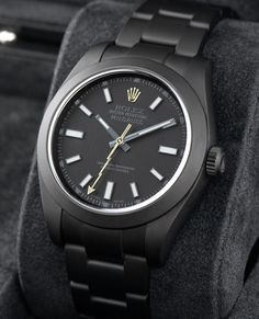 Rolex Black Milgauss
