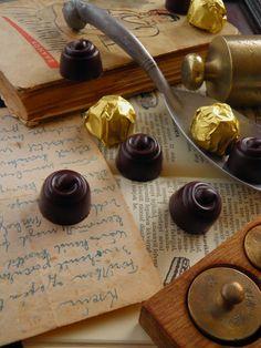 Csokoládé Reformer: Konyakmeggy házilag
