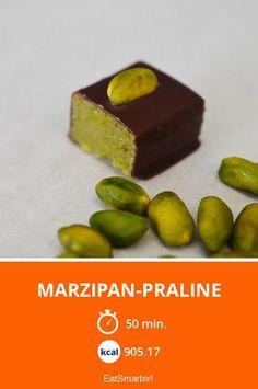 Marzipan-Praline - smarter - Kalorien: 905.17 kcal - Zeit: 50 Min. | eatsmarter.de