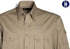 Es importante escoger la vestimenta adecuada según la ocasión. #Camisas casuales #RegattaSport para #LucirCasual