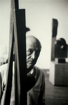 Isamu Noguchi, 1992 by Richard Schulman Prominent Japanese American artist & landscape architect whose career spanned six decades, from 1920s onward.  (Nov17,1904, Los Angeles, CA ~Dec 30, 1988, New York City, NY) Wikipedia http://www.dwell.com/interviews/article/richard-schulmans-photographs