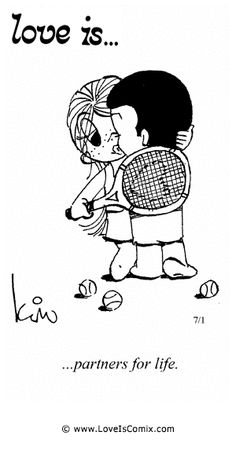 Love is. Number one website for Love Is. Funny Love is. pictures and love quotes. Love is. comic strips created by Kim Casali, conceived by and drawn by Bill Asprey. Everyday with a new Love Is. Love Is Comic, Love Is Cartoon, What Is Love, Our Love, Love Of My Life, Love Him, Love My Husband, Amazing Husband, Love Notes