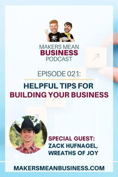 In this episode, we talk with Zack Hufnagel from Wreaths of Joy going over helpful tips to grow your brand.