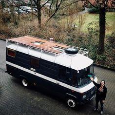 937 Likes, 84 Comments - vanlife Mercedes Benz Camper, Mercedes 508, Mercedes Vario, Diy Camper, Camper Life, Camper Interior, Bus Life, Bus Living, Motorhome