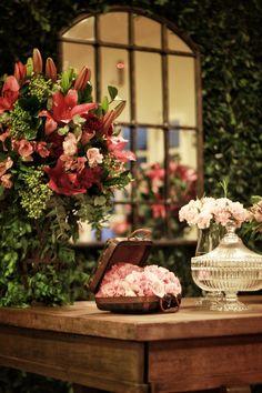 casamento | romântico | rosa antigo |