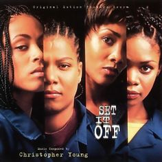 set it off | love the movie set it off directed by f gary gray it stars jada ...
