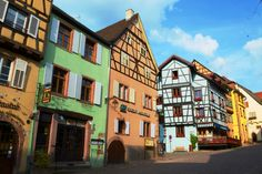 Riquewihr, Alsace, France jigsaw puzzle in Puzzle of the Day puzzles on TheJigsawPuzzles.com